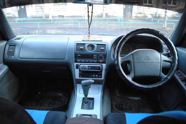 Nissan Laurel, 1996 год, 135 000 руб.