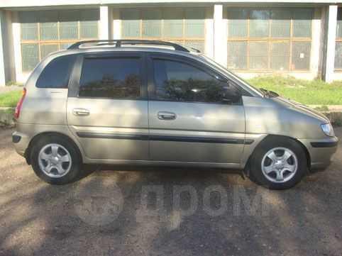 Hyundai Matrix, 2007 год, 395 000 руб.