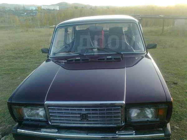 Лада 2107, 2006 год, 135 000 руб.