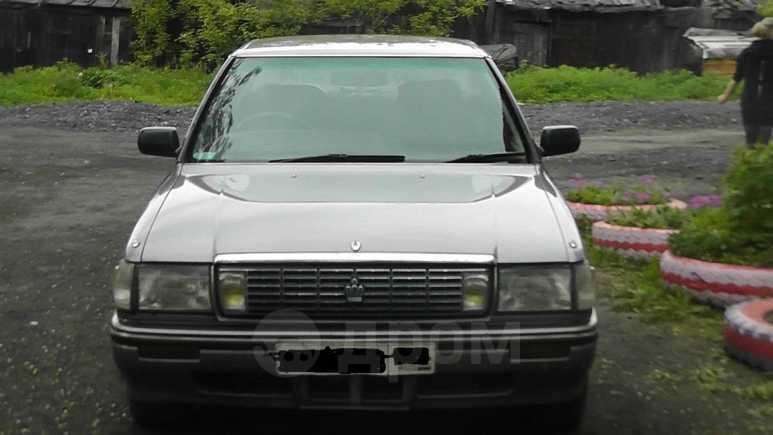 Toyota Crown, 1989 год, 80 000 руб.