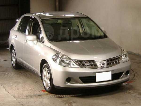 Nissan Tiida Latio, 2008 год, 304 000 руб.