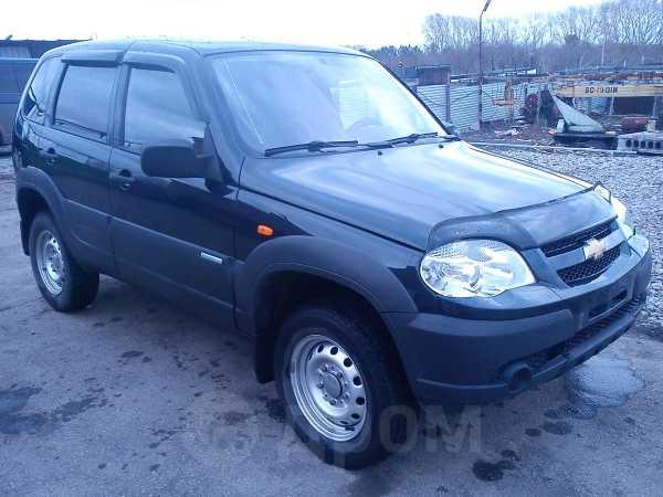Chevrolet Niva, 2010 год, 383 000 руб.
