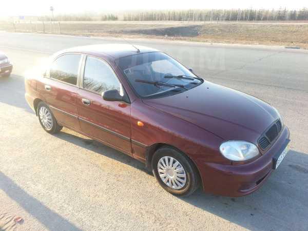 ЗАЗ Сенс, 2007 год, 155 000 руб.