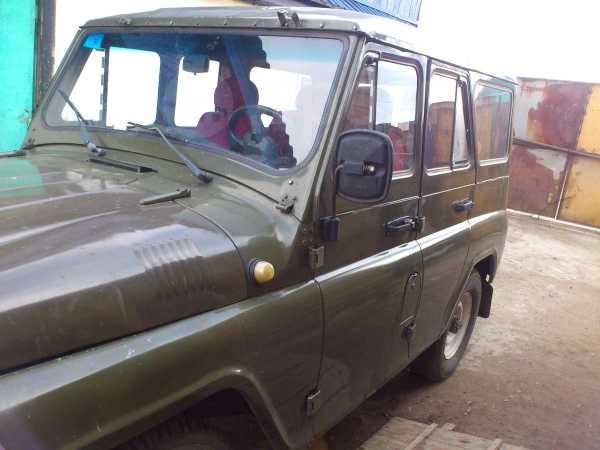 УАЗ 469, 2001 год, 160 000 руб.
