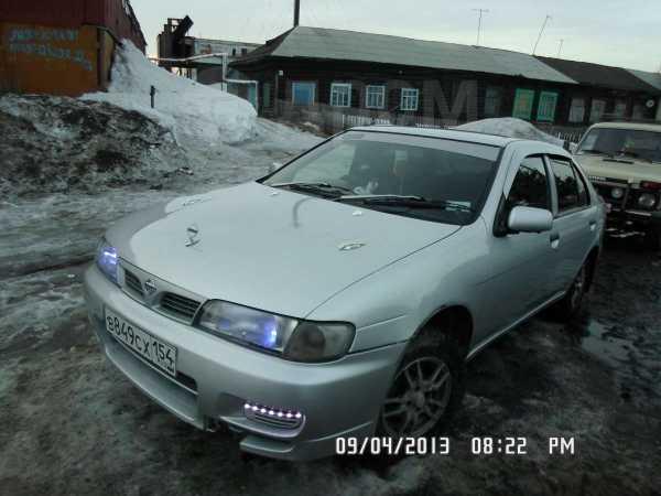 Nissan Pulsar, 1995 год, 160 000 руб.