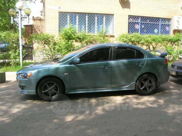 Mitsubishi Lancer, 2007 год, 460 000 руб.