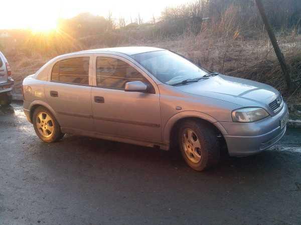 Opel Astra, 2000 год, 240 000 руб.
