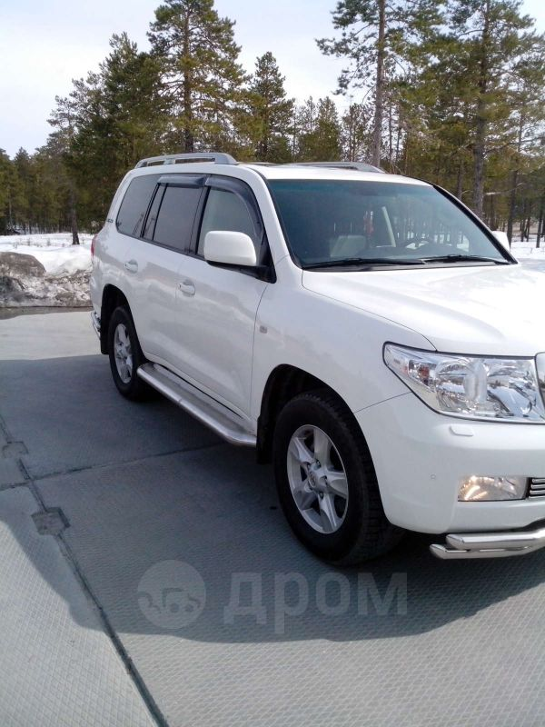 Toyota Land Cruiser, 2011 год, 2 600 000 руб.