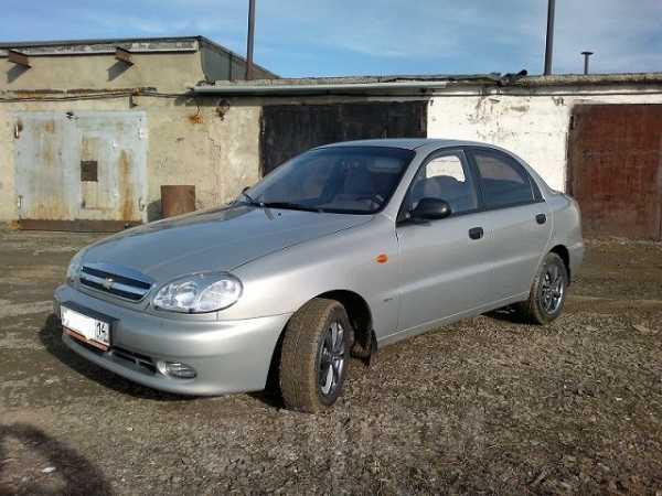 Chevrolet Lanos, 2008 год, 290 000 руб.