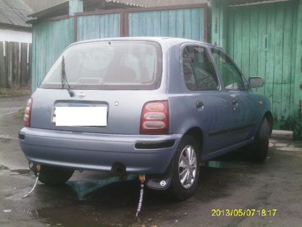 Nissan March, 2000 год, 144 000 руб.