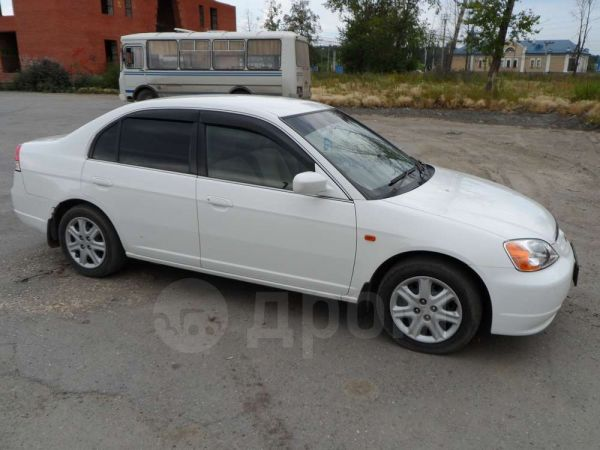 Honda Civic, 2003 год, 265 000 руб.