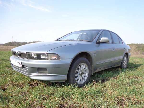 Mitsubishi Galant, 2001 год, 200 000 руб.