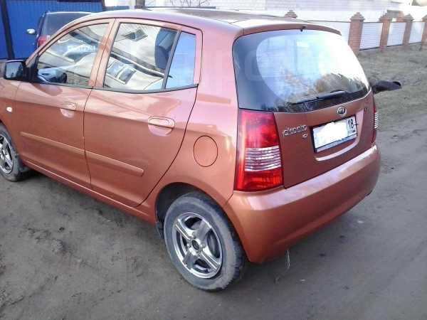 Kia Picanto, 2006 год, 250 000 руб.