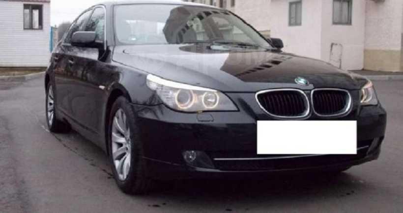BMW 5-Series, 2008 год, 510 000 руб.