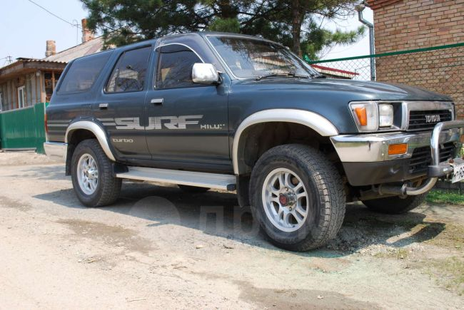 Toyota Hilux Surf, 1992 год, 295 000 руб.
