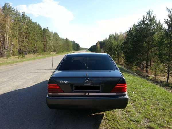 Mercedes-Benz S-Class, 1991 год, 170 000 руб.