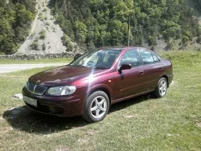 Nissan Sunny, 2001 год, 245 000 руб.