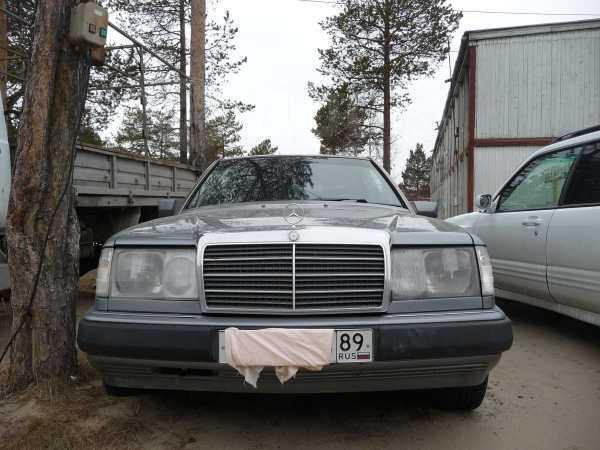 Mercedes-Benz E-Class, 1991 год, 195 000 руб.
