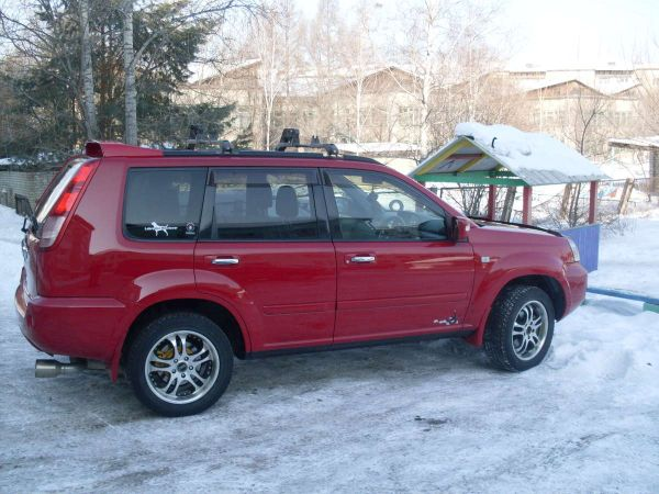 Nissan X-Trail, 2004 год, 535 000 руб.