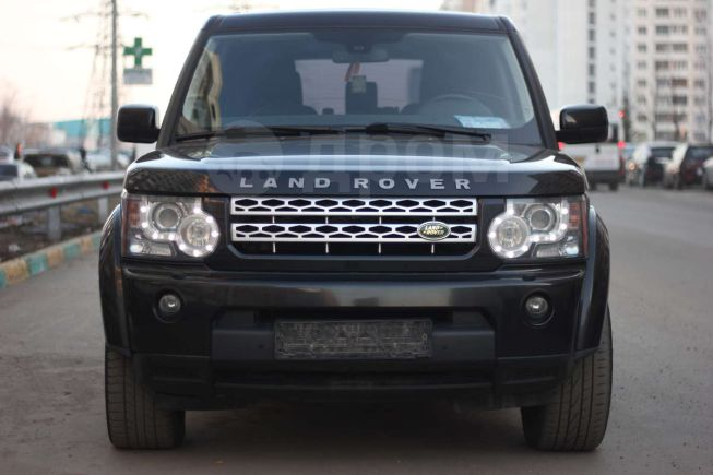 Land Rover Discovery, 2009 год, 1 500 000 руб.