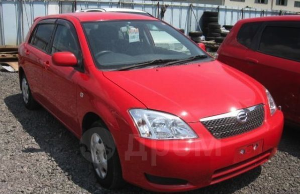 Toyota Allex, 2003 год, 299 000 руб.