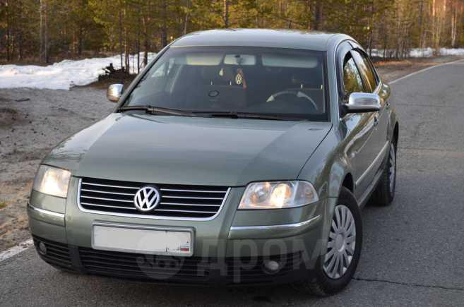 Volkswagen Passat, 2003 год, 415 000 руб.