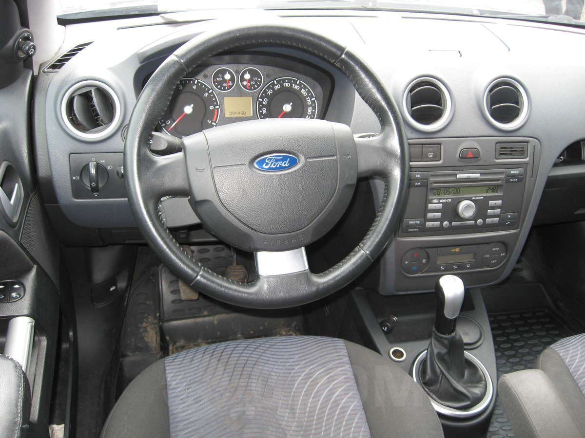 ford fusion климат