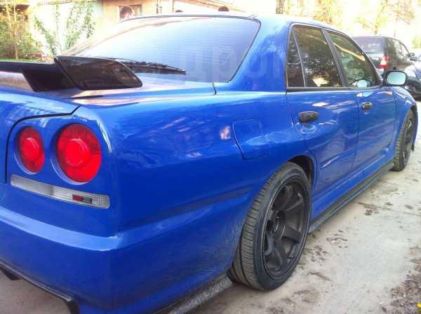 Nissan Skyline, 1999 год, 620 000 руб.