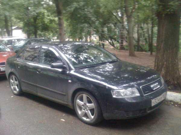 Audi A4 allroad quattro, 2003 год, 400 000 руб.