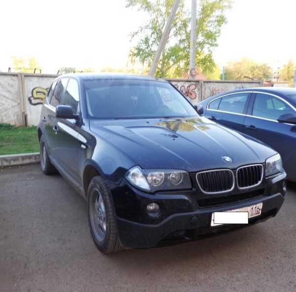 BMW X3, 2009 год, 1 000 000 руб.