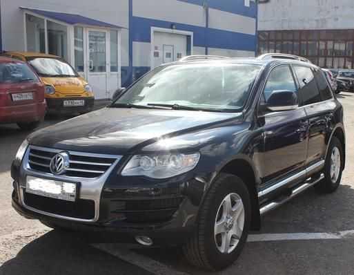 Volkswagen Touareg, 2004 год, 800 999 руб.