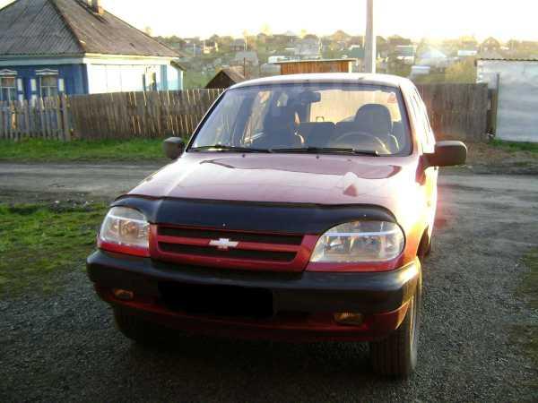 Chevrolet Niva, 2007 год, 340 000 руб.