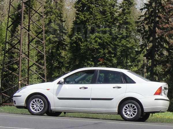 Ford Focus, 2002 год, 250 000 руб.