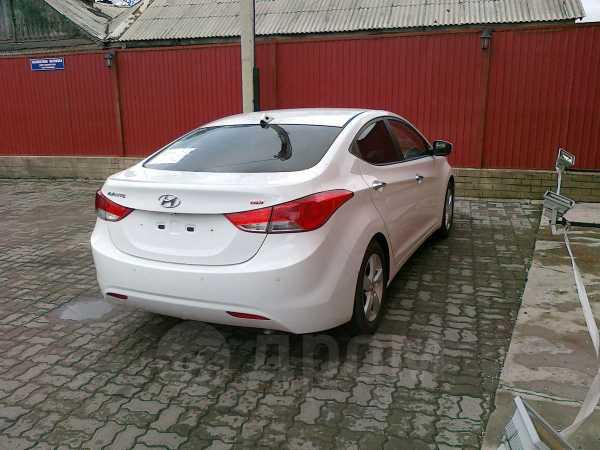 Hyundai Avante, 2013 год, 820 000 руб.