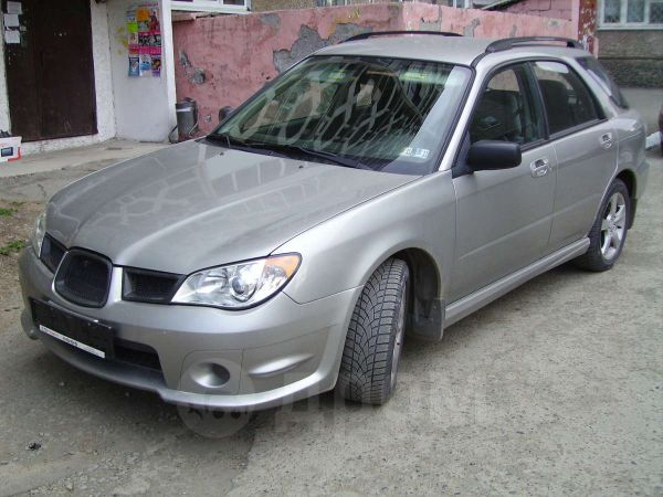 Subaru Impreza WRX, 2007 год, 475 000 руб.
