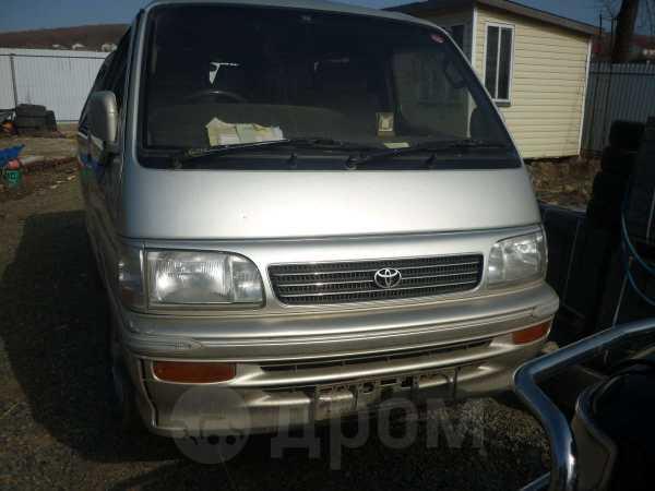 Toyota Hiace, 1995 год, 85 000 руб.