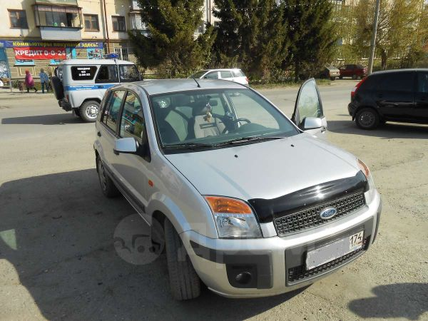 Ford Fusion, 2008 год, 360 000 руб.