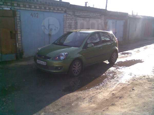 Ford Fiesta, 2007 год, 300 000 руб.