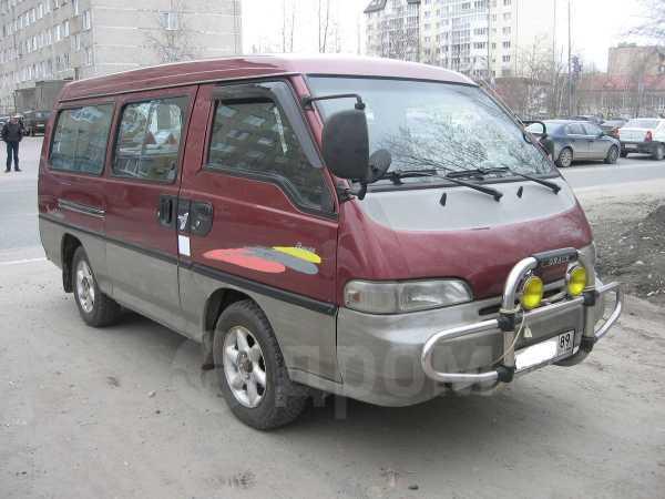 Hyundai Grace, 1994 год, 220 000 руб.