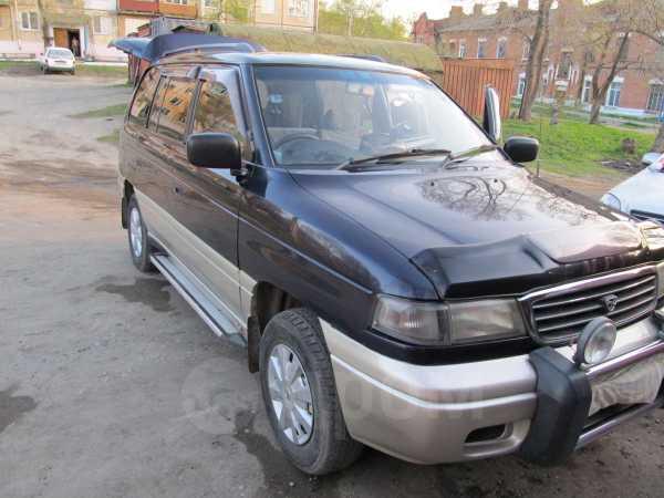 Mazda Efini MPV, 1996 год, 340 000 руб.