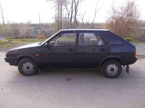 Лада 2109, 1999 год, 80 000 руб.
