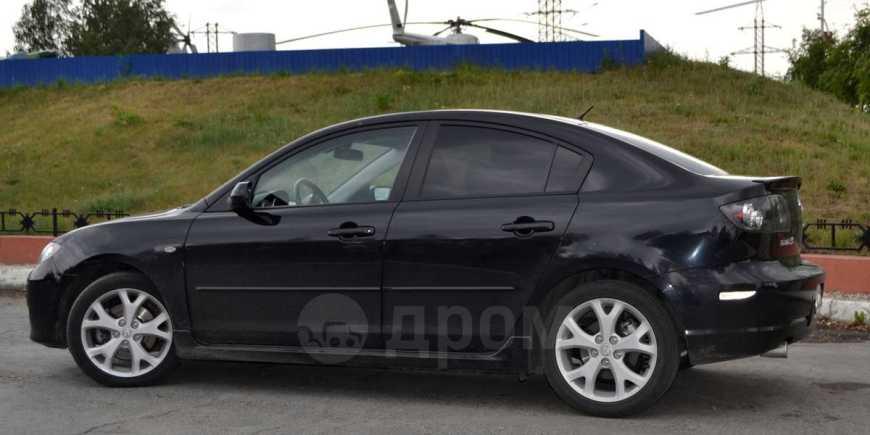 Mazda Mazda3, 2008 год, 570 000 руб.