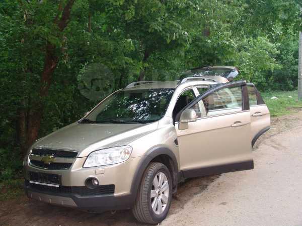 Chevrolet Captiva, 2007 год, 630 000 руб.