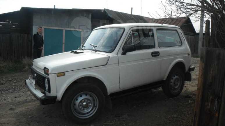 Лада 4x4 2121 Нива, 1991 год, 120 000 руб.