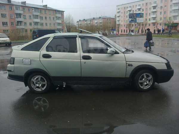 Лада 2112, 2002 год, 140 000 руб.