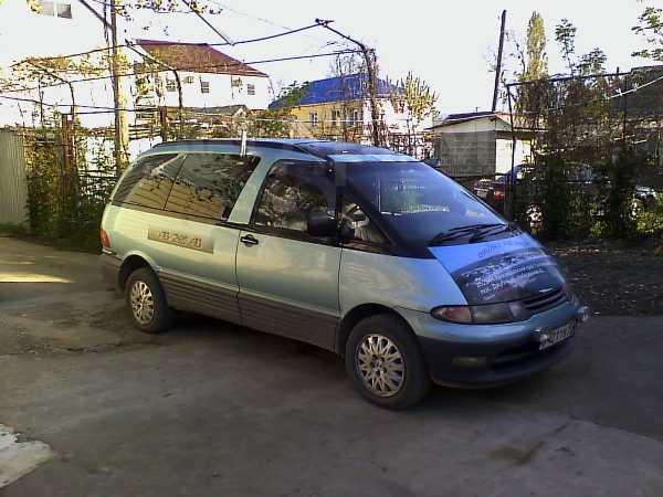 Toyota Estima Lucida, 1993 год, 170 000 руб.