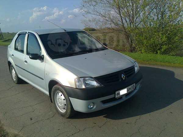 Renault Logan, 2006 год, 255 000 руб.