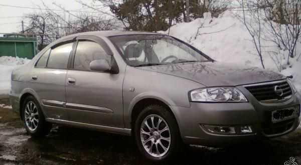 Nissan Almera Classic, 2008 год, 410 000 руб.