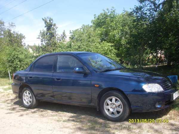Kia Spectra, 2008 год, 270 000 руб.
