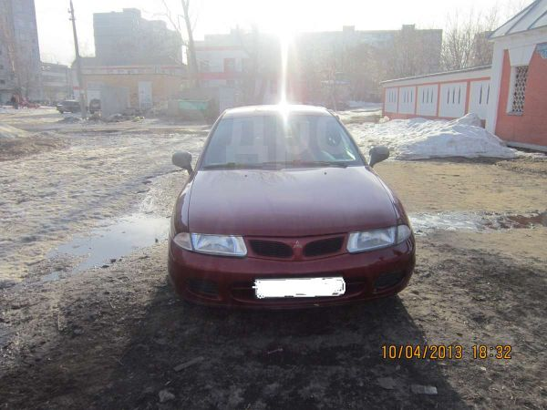 Mitsubishi Carisma, 1997 год, 210 000 руб.